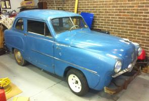 1951 Crosley Sedan